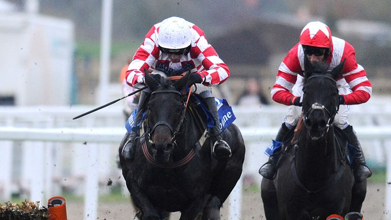 Timesremembered: Still on track for Cheltenham