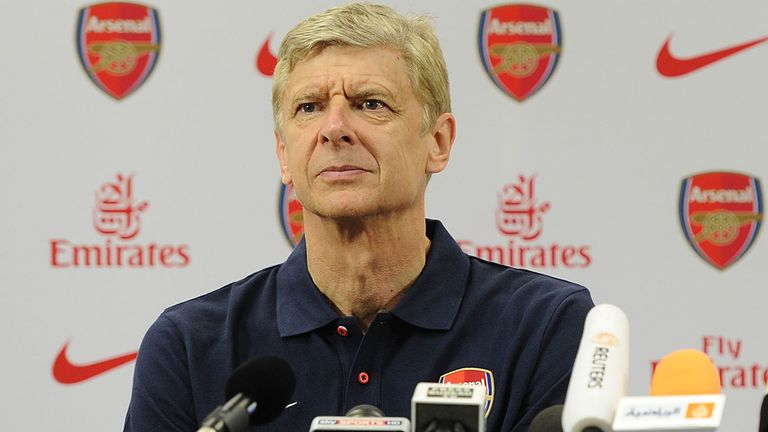 Arsene Wenger: Insists there are no lingering issues between Arsenal and Liverpool after Suarez saga