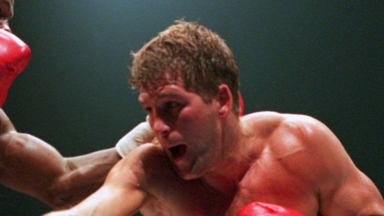 Wharton: fought three times for a world title, including twice in 1994