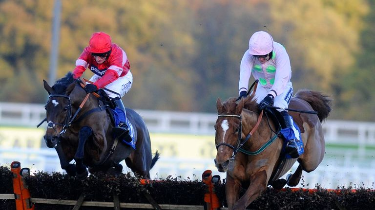 Annie Power in action at Ascot earlier this season