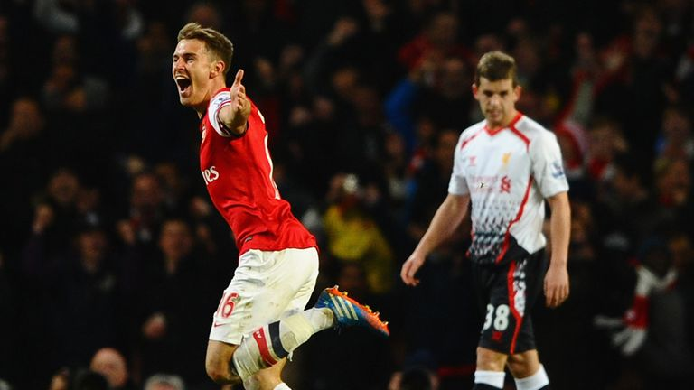 Aaron Ramsey: Confident Arsenal can sustain a title challenge