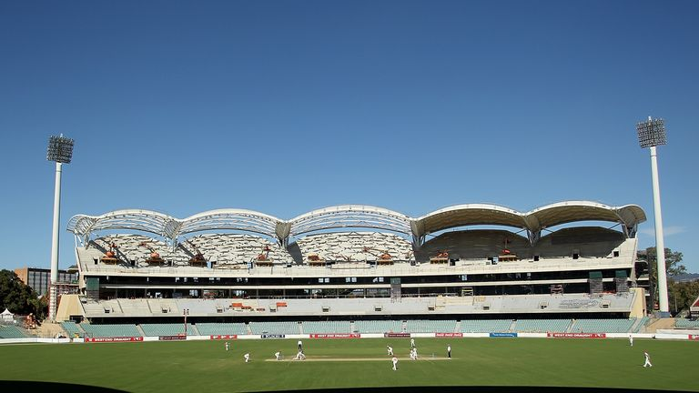 The Adelaide Oval: Has traditionally favoured batsmen
