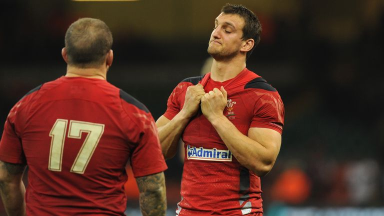Sam Warburton: another narrow defeat to southern hemisphere opposition
