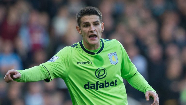 Ashley Westwood: Ready for an upturn at Aston Villa