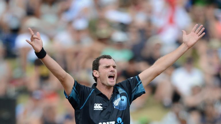 Kyle Mills: Named New Zealand skipper for Sri Lanka tour