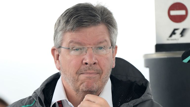 "Ross Brawn: Quoted as saying he is ""retiring"" from Formula 1"