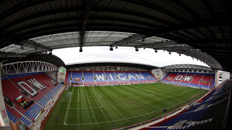 DW Stadium: Leicester clash set for new date