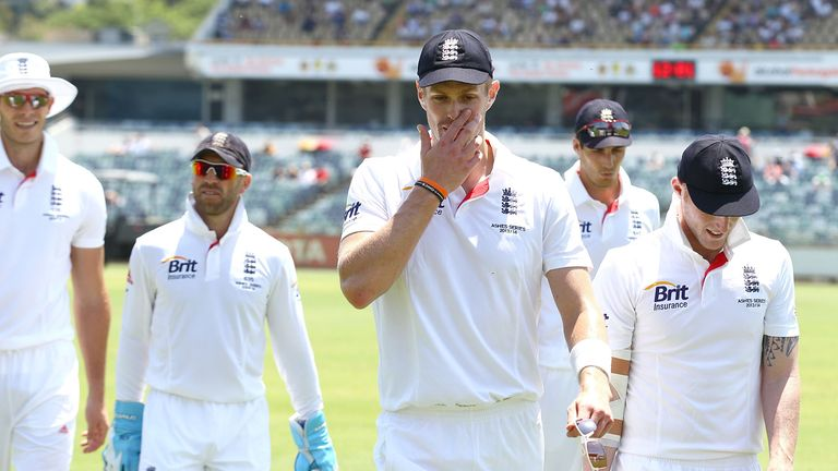England: had trouble in Perth - see if they can improve in Hobart on Sky Sports