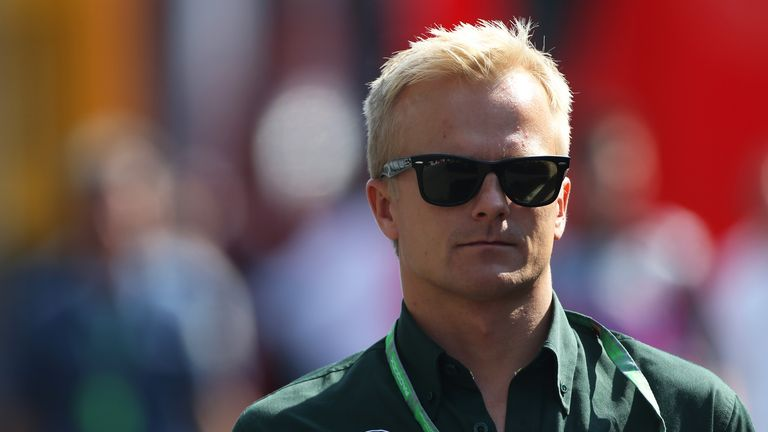Heikki Kovalainen: Heading back to the Enstone team after six years