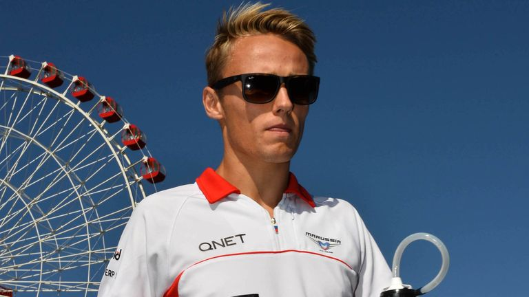 Max Chilton: Forced to wait for news on his future