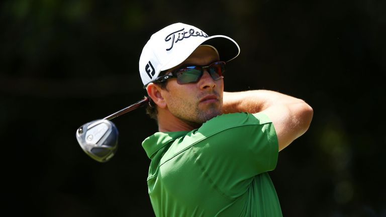 Adam Scott: Australian continued dominant form on home soil