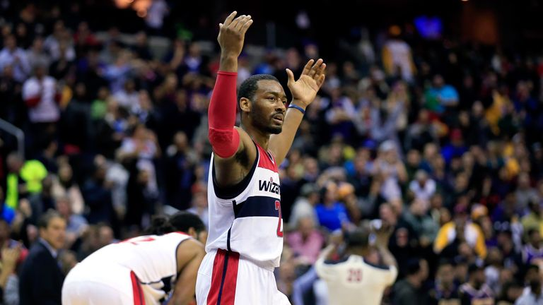 John Wall: Scored 31 points for the Washington Wizards