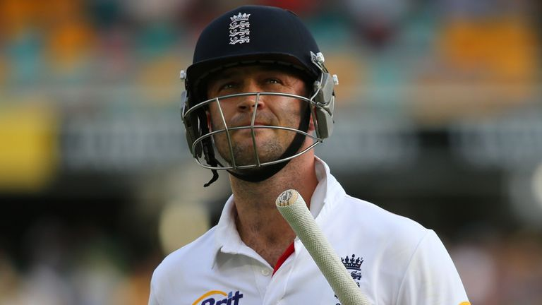 Jonathan Trott: left the Ashes tour with burnout