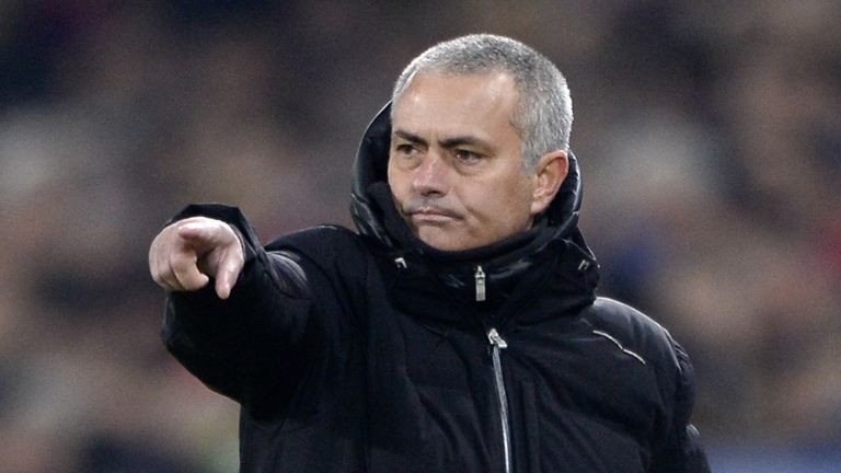 Jose Mourinho: Delighted with victory at Sunderland