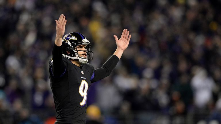 Justin Tucker: Justin Tucker's agent confirms 2017 threat