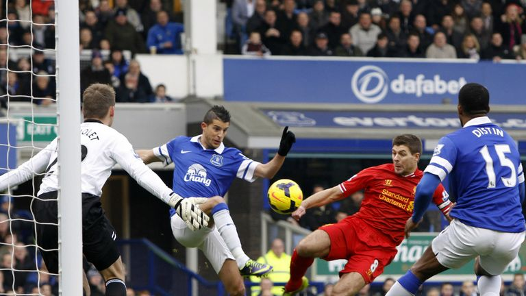 An all-action Merseyside derby
