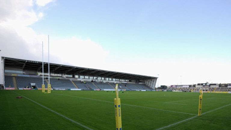 Kingston Park: Going plastic this season