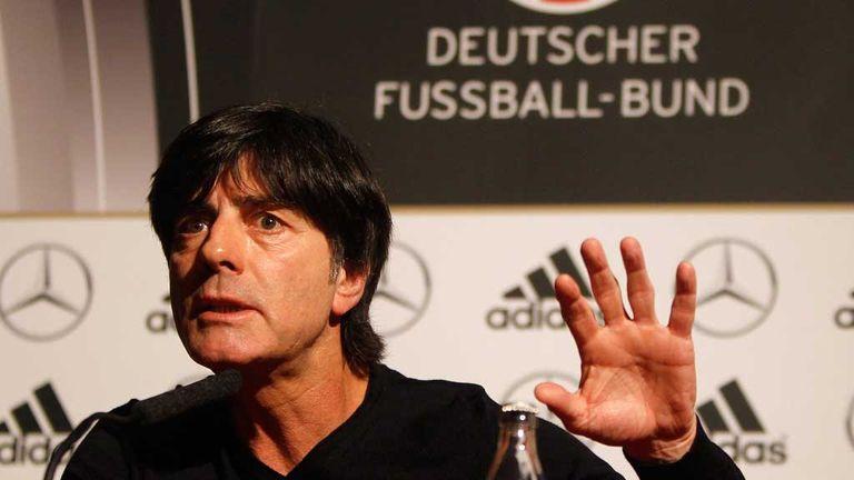 Joachim Low: Selection not disrespectful to England
