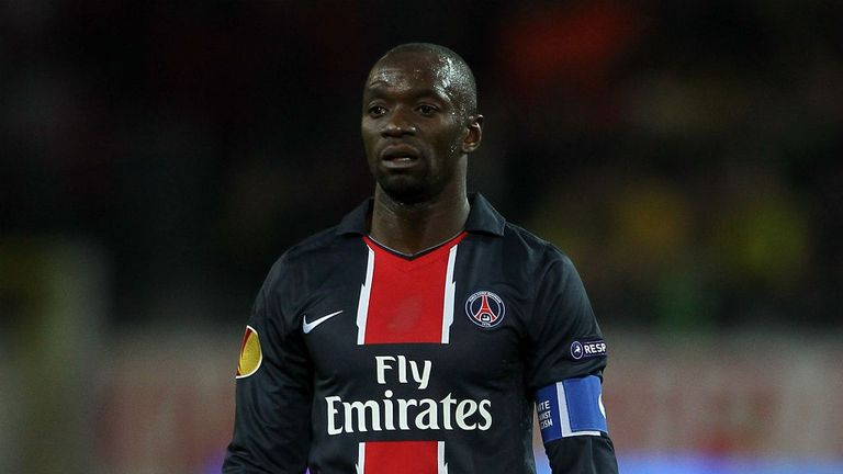 Claude Makelele: New Bastia boss