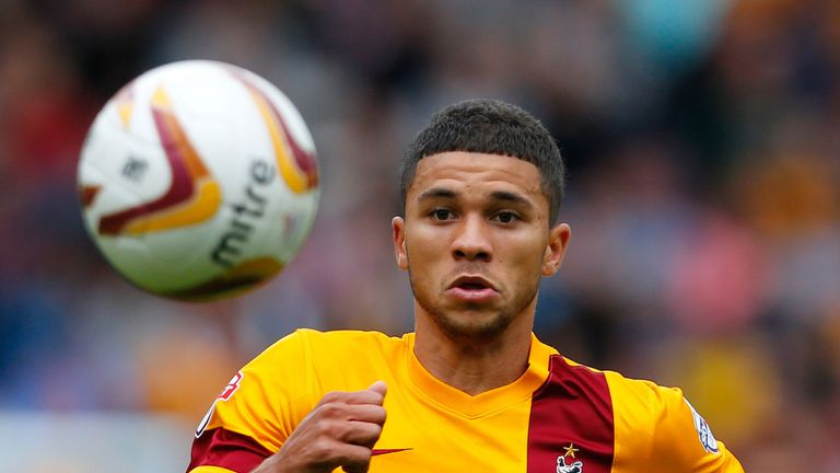 Nahki Wells: Has stepped up into the Championship with Huddersfield