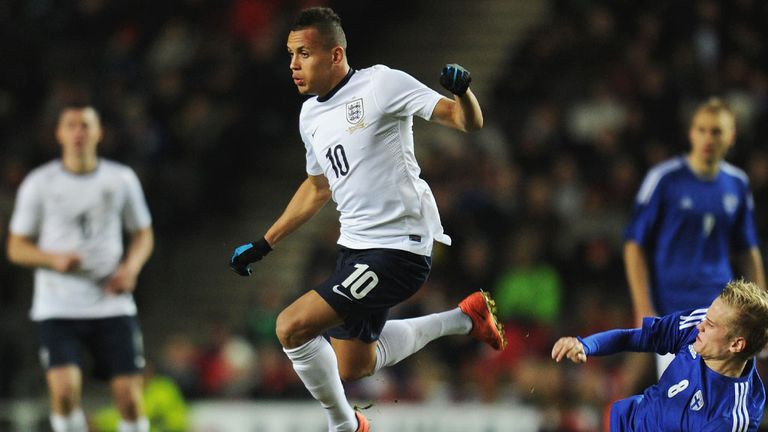Ravel Morrison: Ultimate goal is World Cup selection