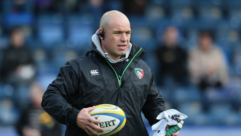 Richard Cockerill: Wants Freddie Burns to replace the departing Toby Flood