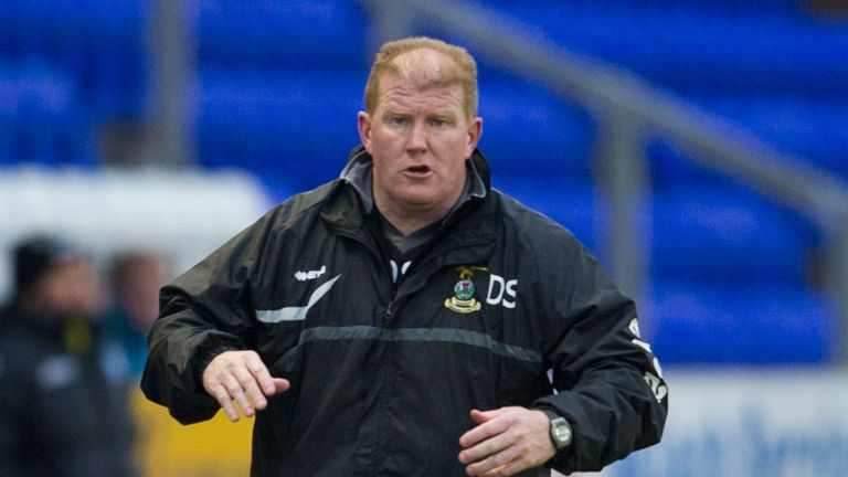 Duncan Shearer: Fans deserve credit for pulling Caley through