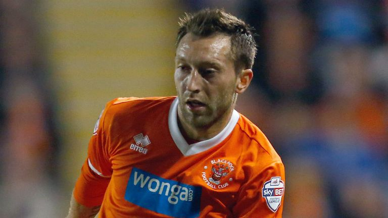 Stephen Dobbie: Striker keen to stay at Blackpool