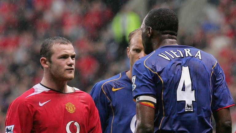 United were even slight favourites before ending Arsenal's 49-game unbeaten run in 2004