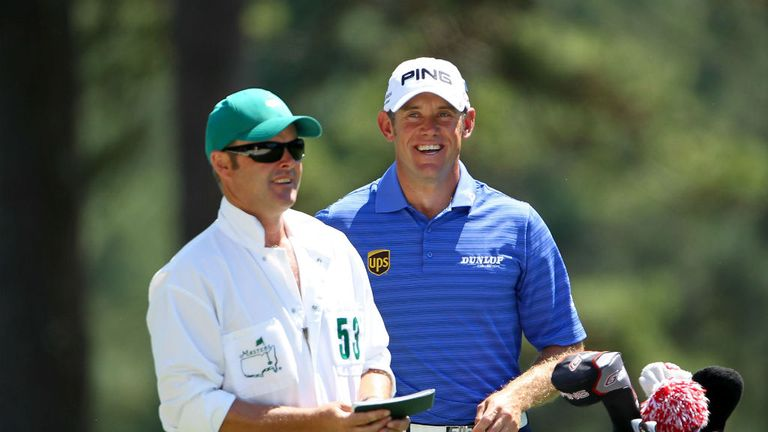 Billy Foster: Back at The Masters with Lee Westwood