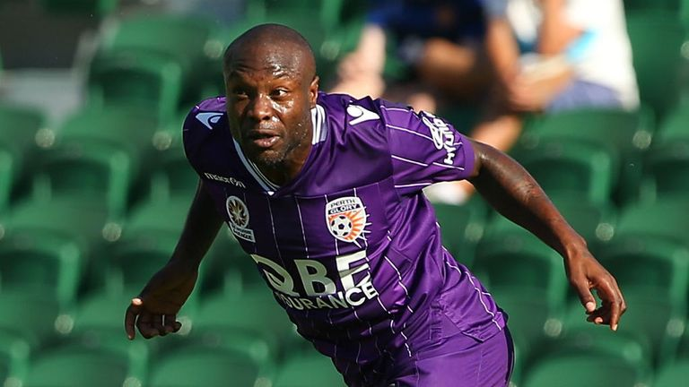 William Gallas: Has left Europe to link up with Perth Glory