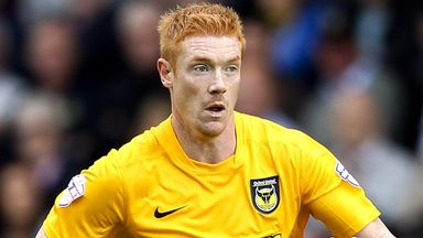 Dave Kitson: Not happy with the ref