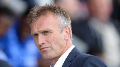 Steve Davis: Hails Crewe determination
