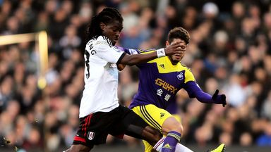Derek Boateng: Could be leaving Fulham