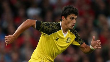 Diego Perotti: Werder Bremen want loan deal for Sevilla winger