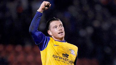 Joe Garner: Staying at Deepdale