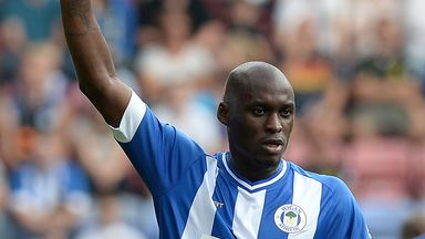 Marc-Antoine Fortune: Happy to concentrate on the league