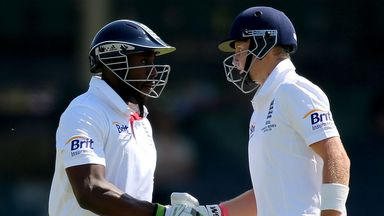 Michael Carberry looks set to take Joe Root's place at the top of the order for the first Test, with Root shifting down to No 6