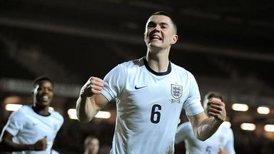 Michael Keane: Congratulated Leicester