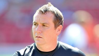 Micky Mellon: Pleased with recruitment
