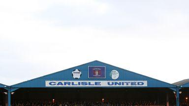 Brunton Park: The home of Carlisle United