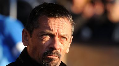 Phil Brown: Saw Southend drop just two points in November