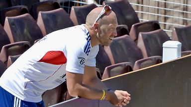 Matt Prior: Expected to return for Brisbane opener