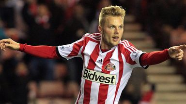 Sebastian Larsson: Looking to land the League Cup for a second time