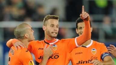 Sergio Canales: Signs for Real Sociedad