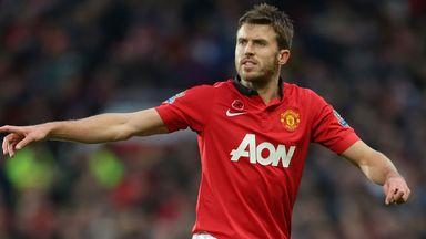 Michael Carrick: Manchester United midfielder remained confident despite slow start