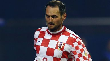 Josip Simunic: Croatia defender has been handed 10-match suspension