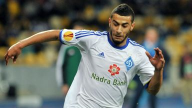 Younes Belhanda: Hoping Dynamo Kiev form will earn future move