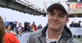 Rosberg enjoyed battling Hamilton