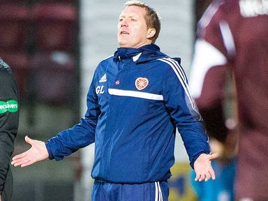 Locke: Down to the bare bones at Hearts